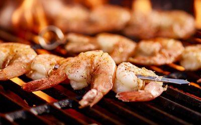 Wie man Seafood richtig grillt